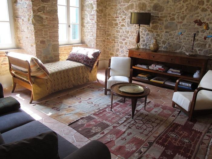 Romantic Apartment for 2 in a Medieval village in Tuscany - Image 1 - Montisi - rentals