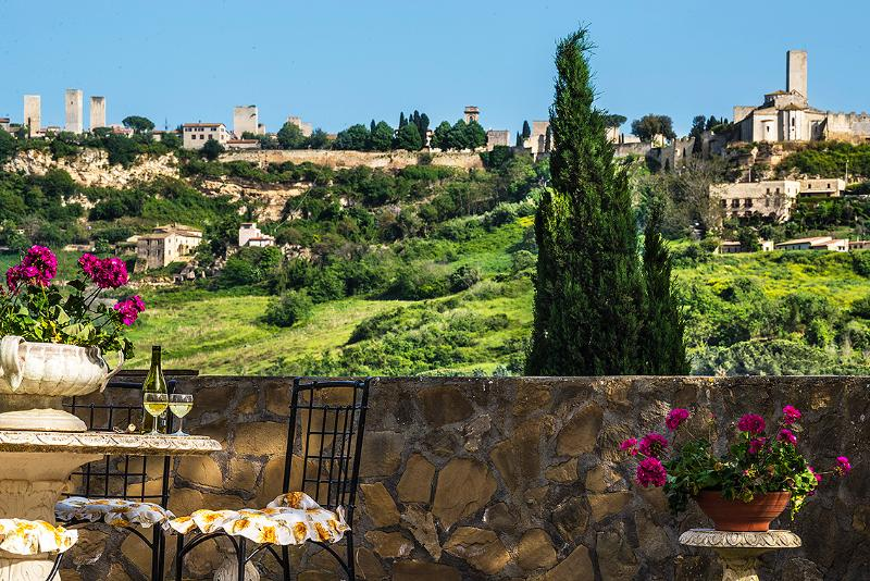 The View - Panoramic Views of Tarquinia - Tarquinia - rentals