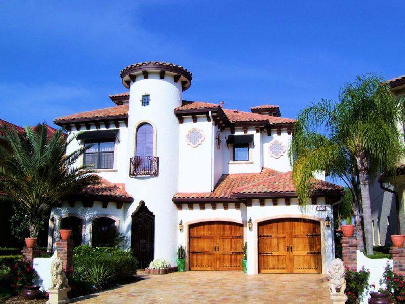 Luxury 5 Bedroom Retreat with Game Room Pool & Spa - Image 1 - Kissimmee - rentals