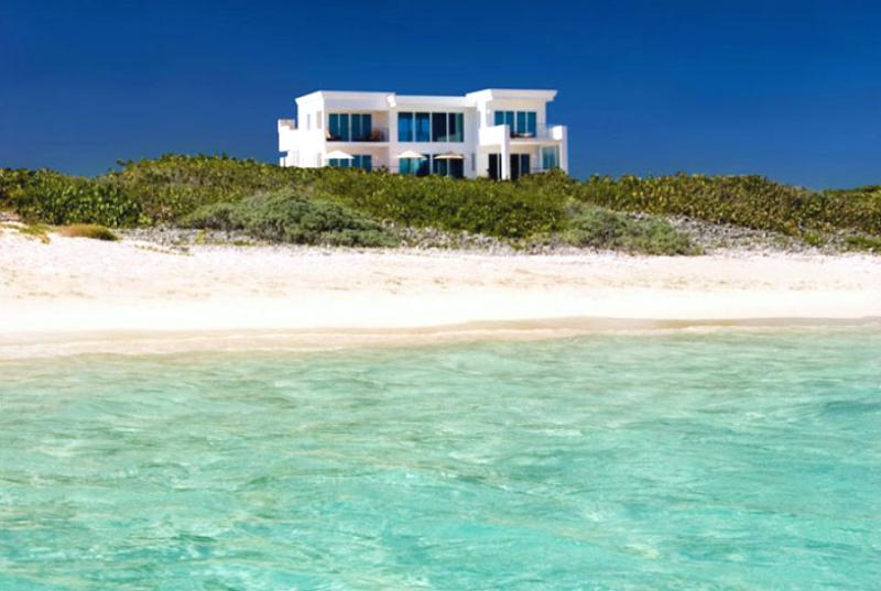 Anguilla Villa 4 Located On A Secluded Beach On The Southern Shore Of Anguilla, Overlooking The Caribbean Sea. - Image 1 - Sandy Hill Bay - rentals