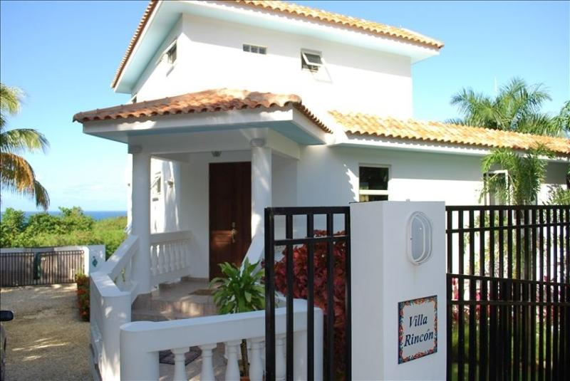 Villa Rincon (Luxury)- Short walk to Sandy Beach - Image 1 - Rincon - rentals