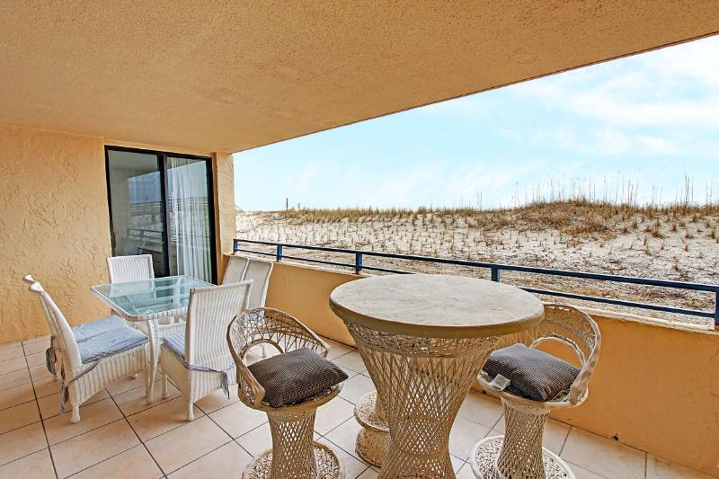 Nautilus 1103 - Book Online! Ground Floor Gulf Front on Okaloosa Island! Low Rates! Buy 3 Nights or More Get One FREE! - Image 1 - Fort Walton Beach - rentals