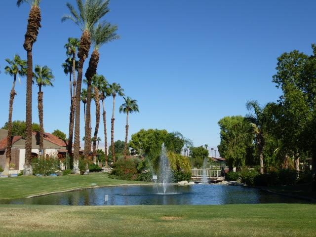 Sunrise Racquet Club Clubhouse/Ponds & Fountains - Sunrise Racquet Club Close To Downtown Palm Springs - Palm Springs - rentals