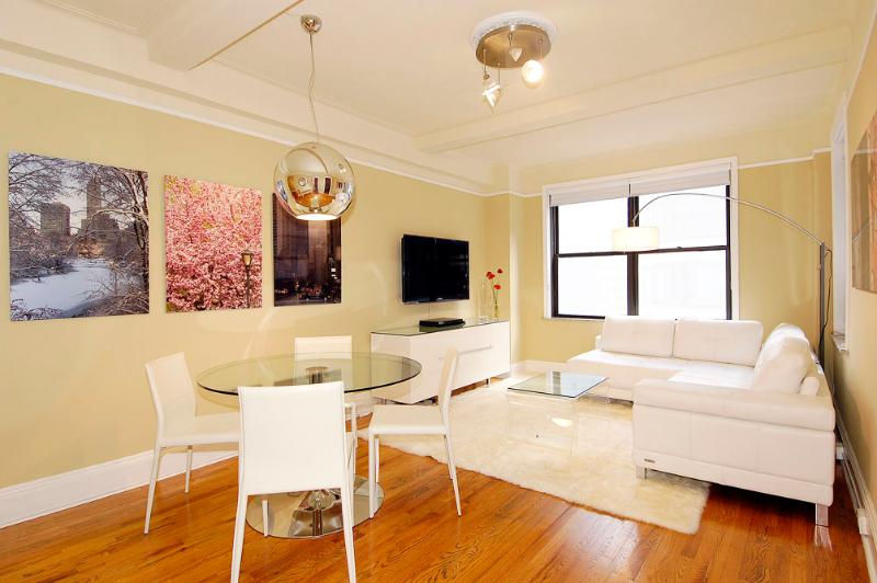 High-end luxury living room professionally designed - High-end luxury Apt, cozy and fancy - New York City - rentals