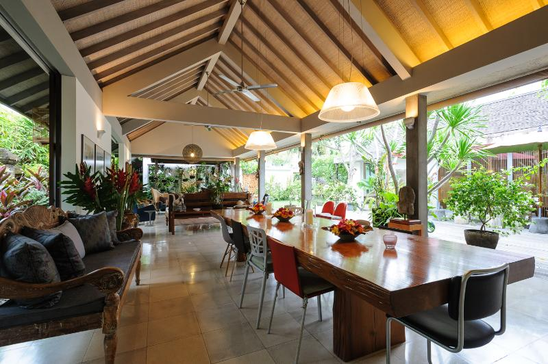 Luxurious 3 Bedroom Villa, in the heart of Sanur and 50 meters to the beach. - Image 1 - Sanur - rentals