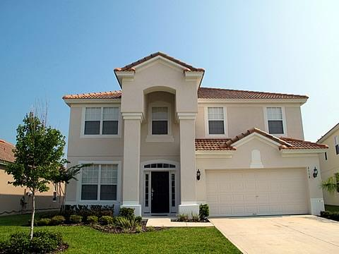 Front View - Windsor Hills Vacation Home Just 5 mins to Disney - Kissimmee - rentals