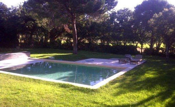 Holiday villa for 8 people with pool  two steps from the golf court, Grimaud - FR-1074917-Grimaud - Image 1 - Grimaud - rentals