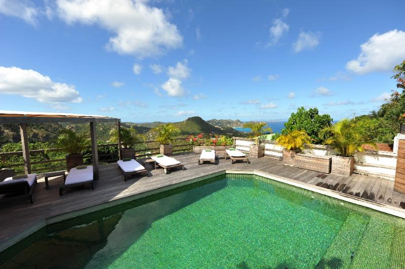 Mapou at Petite Saline, St. Barth - Ocean View, Colonial Style, Good Value - Image 1 - Petites Salines - rentals