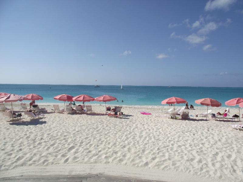 Beach at Ocean Club West  - The Plaza At Ocean Club West - Located In The Heart Of Everything! - Providenciales - rentals