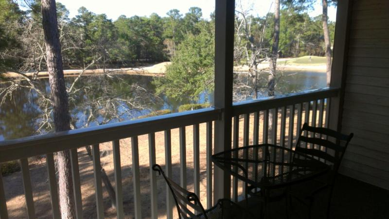 View off Deck - Family, Beach and Golfers Retreat @ True Blue - Pawleys Island - rentals