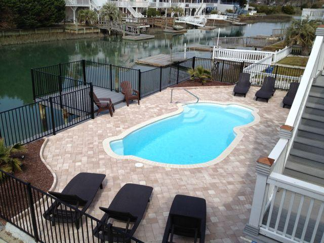 Oasis on the Channel, Private Pool, Pet Friendly - Image 1 - North Myrtle Beach - rentals