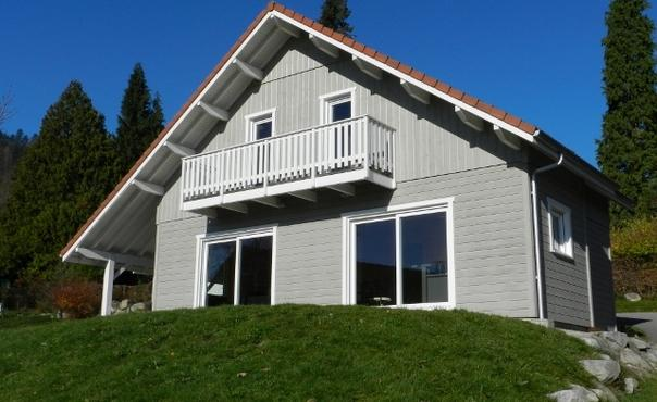 Chalet for 8 people in the heart of  the Vosges, ideal for all types of skiing - FR-1077420-Gérardmer - Image 1 - Gerardmer - rentals