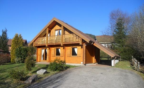 Chalet for 8 people with stunning views of  the Vosges, 1 km from Gerardmer  - FR-1077423-Gérardmer - Image 1 - Gerardmer - rentals