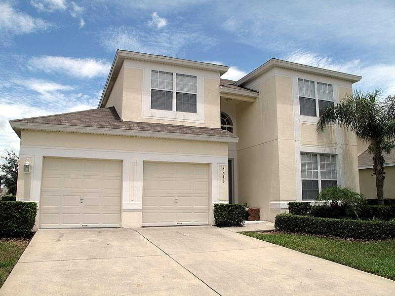 5 bed home, with indoor heated swimming pool - Image 1 - Kissimmee - rentals
