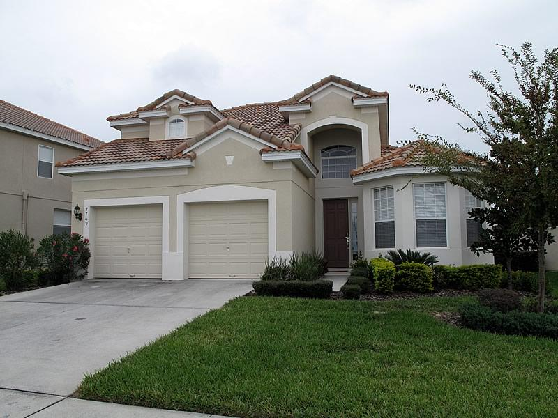 Front view  - Stunning 5 bed Villa on Windsor Hills with Pool - Kissimmee - rentals