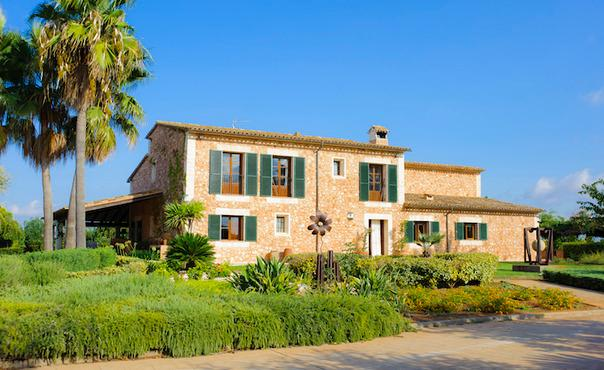 Beautiful country house in Mallorca  in a quiet location for 10 people - ES-1077197-Campos - Image 1 - Campos - rentals