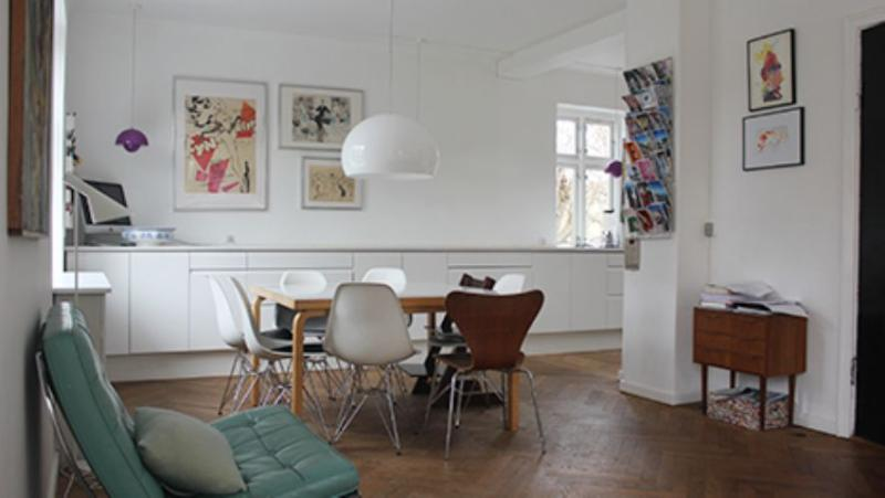Viadukt Allé Apartment - Lovely Copenhagen house near nature and beach - Copenhagen - rentals