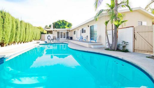 5 Bedroom Disneyland Home w/ Pool - Image 1 - Anaheim - rentals