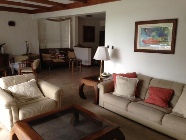 living room - Garden Apartment  with Great Amenities in very exclusive condominium. - Ciudad Colon - rentals