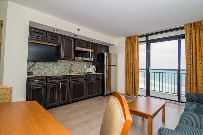 Choose our modern oceanfront condo for your vacation! - Modern oceanfront condo with pools and tiki bar - North Myrtle Beach - rentals