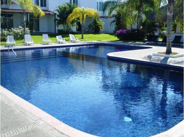 Pool - Lovely & Cozy 3BDR house -5min from Bucerias Beach - Bucerias - rentals