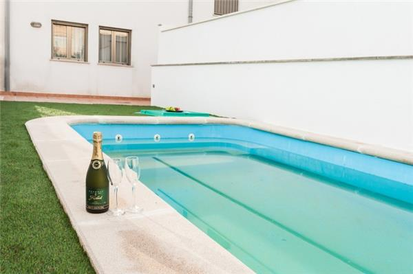 Apartment for 6 persons, with swimming pool , in Alcudia - Image 1 - Alcudia - rentals