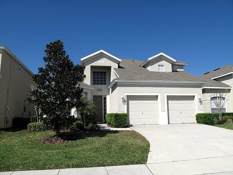 Modest 5 Bedroom Villa with Games Room, Pool & Spa - Image 1 - Kissimmee - rentals