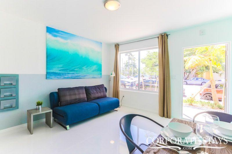 Miami Hypnos 1BR Luxury Apartment - Image 1 - Miami - rentals