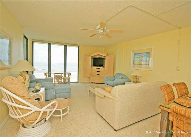 Brand new and silver rated! - Sand Dollar I 504, Penthouse, 5th Floor,  3 Bedroom, Ocean Front - Saint Augustine - rentals