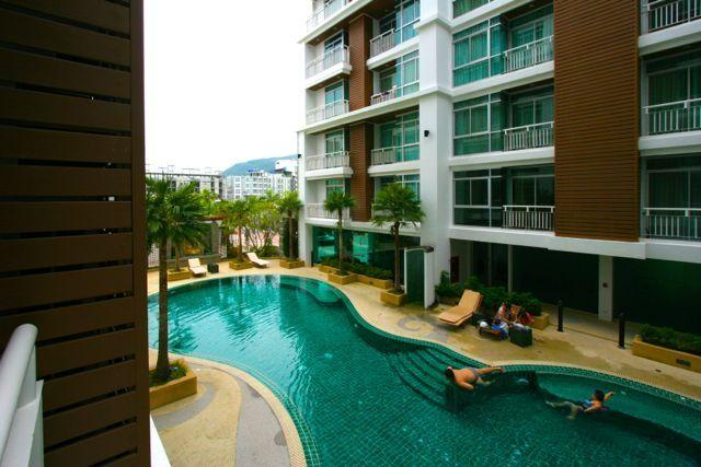1150-Thailand, Phuket, Patong: Cozy 1 bedroom Apartment in the Perfect Location - Image 1 - Patong - rentals