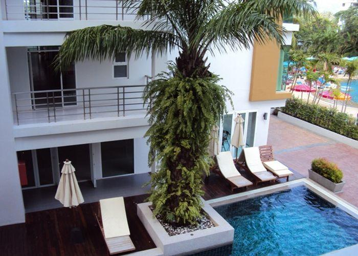 610 - Thailand, Phuket, Patong, One Bedroom Condos in Convenient Location - Image 1 - Patong - rentals