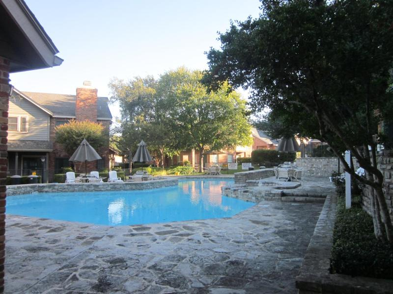 Swimming Pool  - 3 Bedr. Condo near Fiesta Texas, Sea World, Medical Center. Unit #81 - San Antonio - rentals