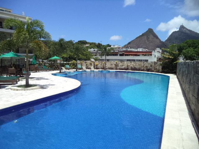Swimming pool - World Cup - 4 Bed Luxury Flat in best Condo of Rio - Rio de Janeiro - rentals