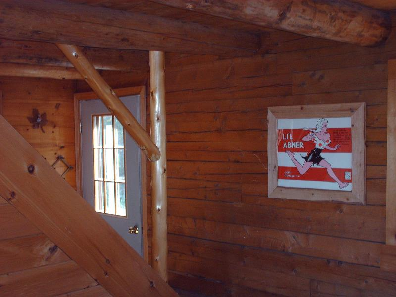 Li'l Abner Cabin - Log Cabin in the Northeast Kingdom - Concord - rentals