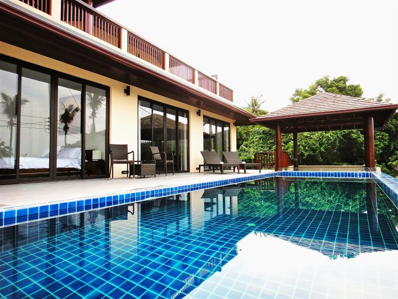 Banyan Villas - Luxury Villa with Sea view - Image 1 - Koh Samui - rentals