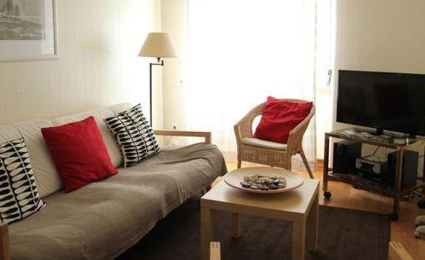Apartment with 100m² in downtown  Lisbon for up to 5 people - PT-1077442-Lisboa - Image 1 - Lisbon - rentals