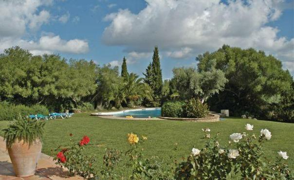 Large villa for up to 10 people  with beautiful garden and private pool - ES-1077447-Arta-Son Servera - Image 1 - Son Cervera - rentals