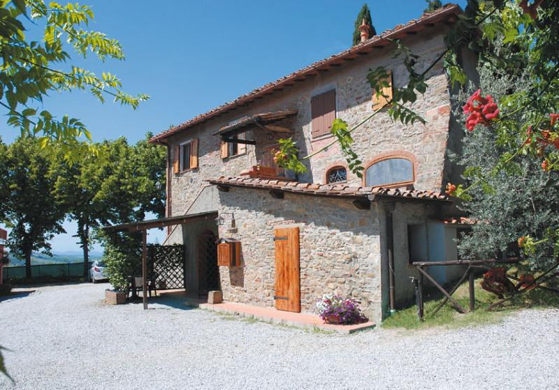 "relax in the Chianti - apt ""Elisa"" - Image 1 - Greve in Chianti - rentals"