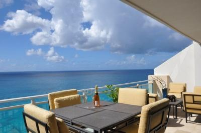 Breathtaking 4 Bedroom Penthouse Apartment in Cupecoy - Image 1 - Cupecoy - rentals