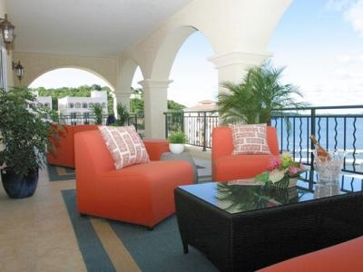 Wondrous 3 Bedroom Beachfront Apartment in Cupecoy - Image 1 - Cupecoy - rentals