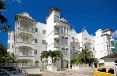 3 Bedroom Apartment with Ocean View in Paynes Bay - Image 1 - Paynes Bay - rentals