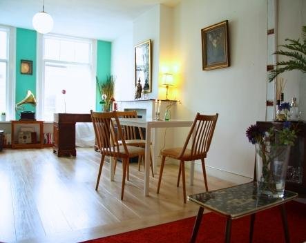 Dining room - House of the Queen - Amsterdam - rentals