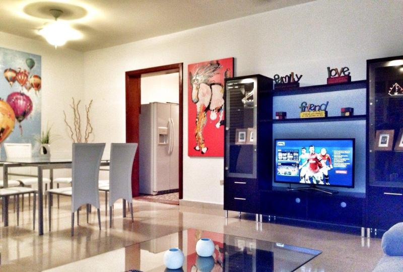"Beautiful and modern decor.  - ""Beach Bungalow""  Excusive location - Walk to the Beach - San Juan - rentals"