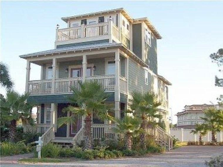 5br House In Miramar Beach, Fl - Image 1 - Miramar Beach - rentals