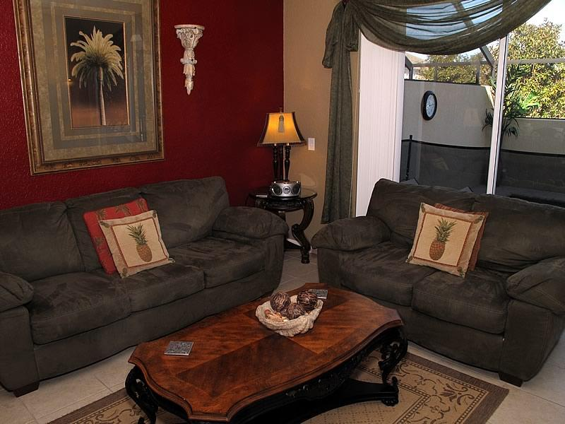 3 bed townhouse. Beautiful decor & heated pool - Image 1 - Kissimmee - rentals