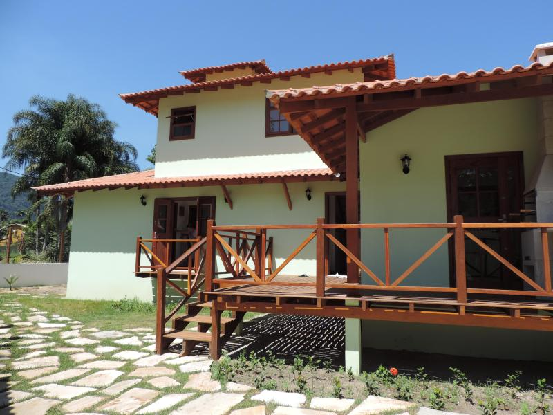House from the outside - Green Cottage BnB - Paraty - Paraty - rentals