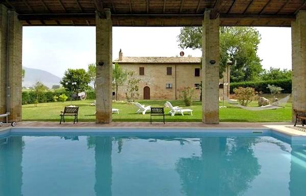 villa for 12 guests near to Montefalco - Image 1 - Montefalco - rentals