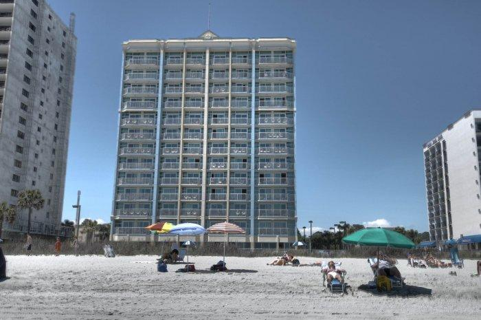 Holiday Sands - Holiday Sands -  813 - Myrtle Beach - rentals