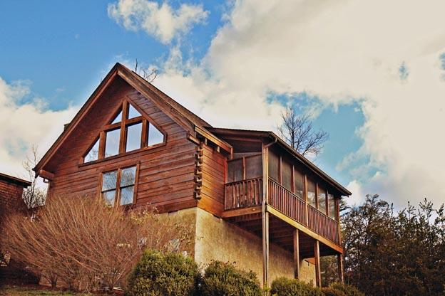 ER14 - THE VIEW - Image 1 - Pigeon Forge - rentals