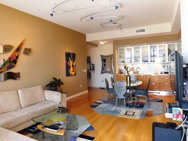 Gorgeous Modern High Rise Condo with Balcony - Image 1 - San Diego - rentals